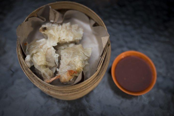 Steamed dumplings Dim Sum