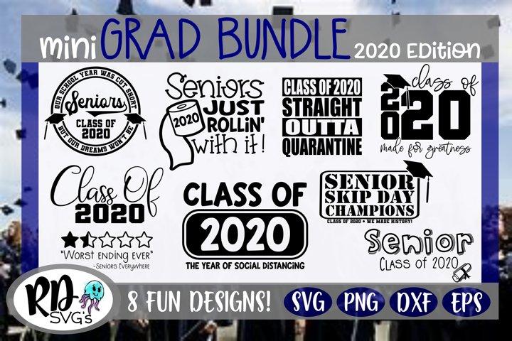 Graduation Bundle - 2020 Bundle of Cricut Cut Files