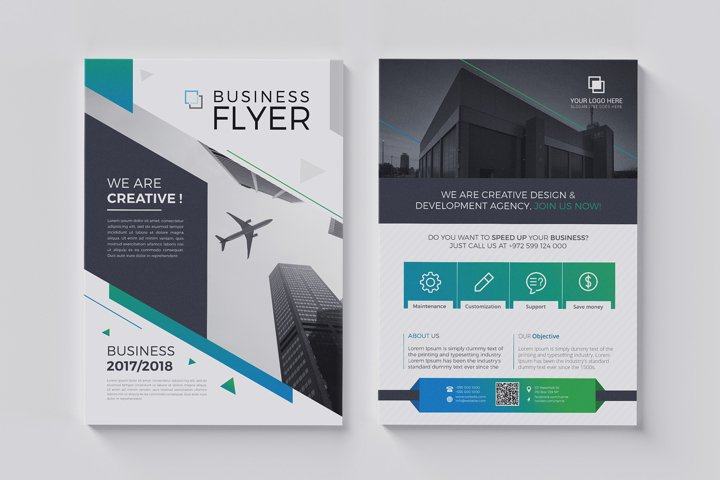 Business Flyer 11