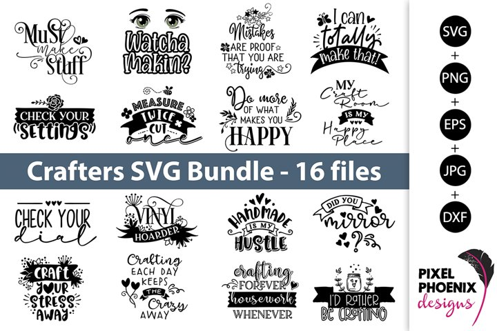 Craft Bundle, Crafting Bundle, Craft SVG