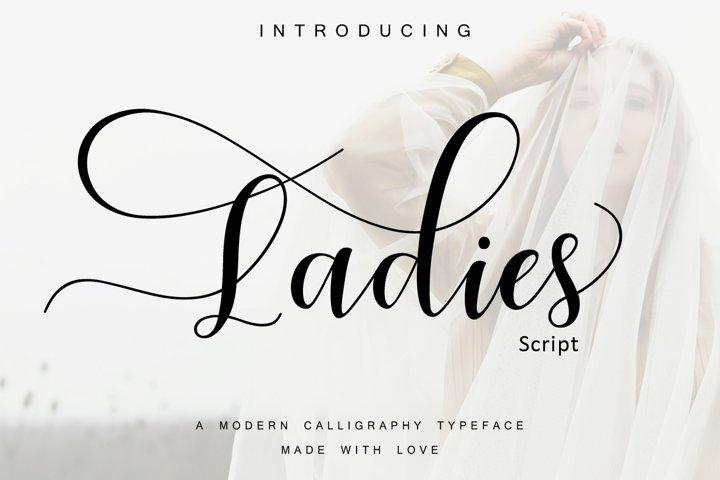 Ladies script