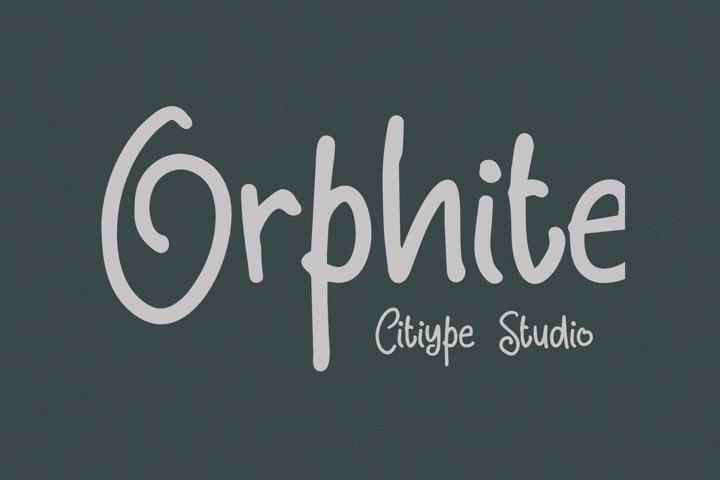 Orphite