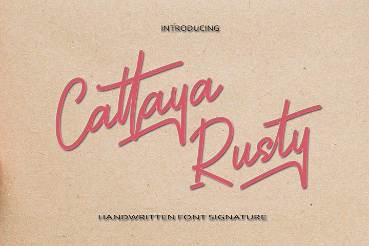 Cattaya Rusty