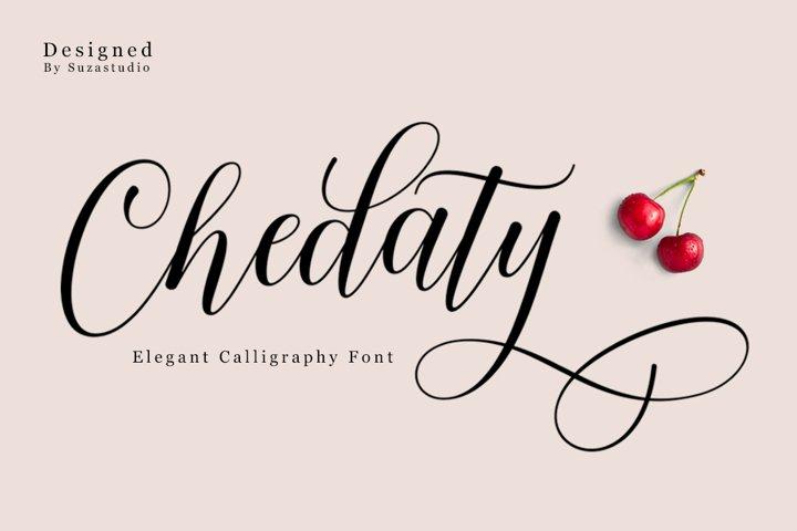 Chedaty