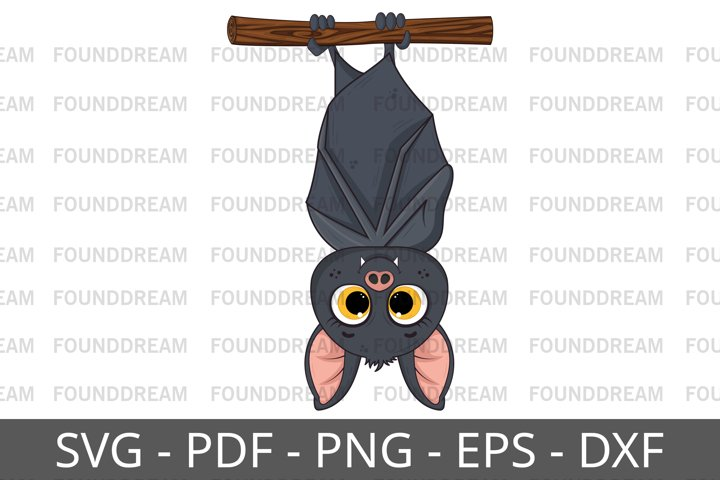 Halloween Bat | vector files