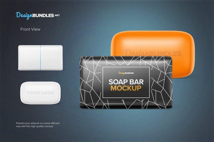 Soap Bar Mockups example 1