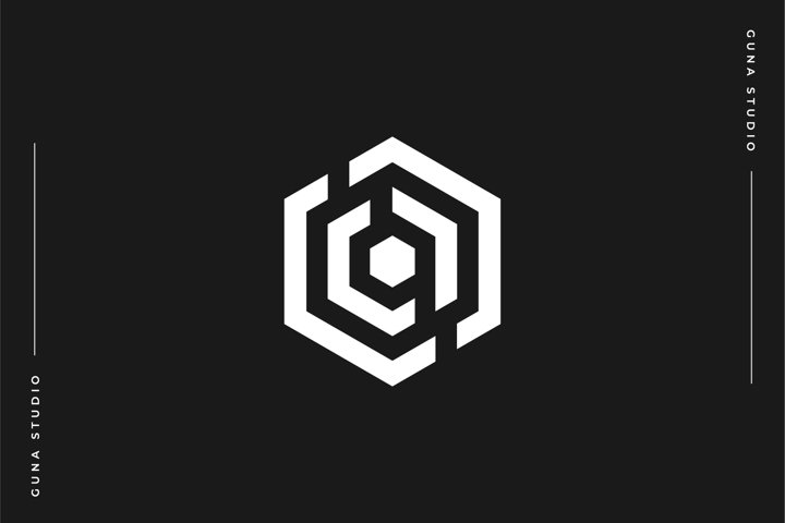 Hexagon - Logo template