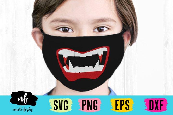 Halloween Costume Mask SVG
