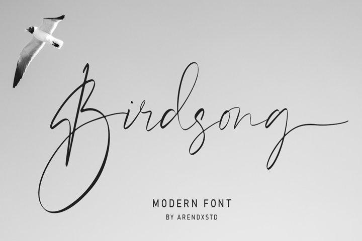 Birdsong Script