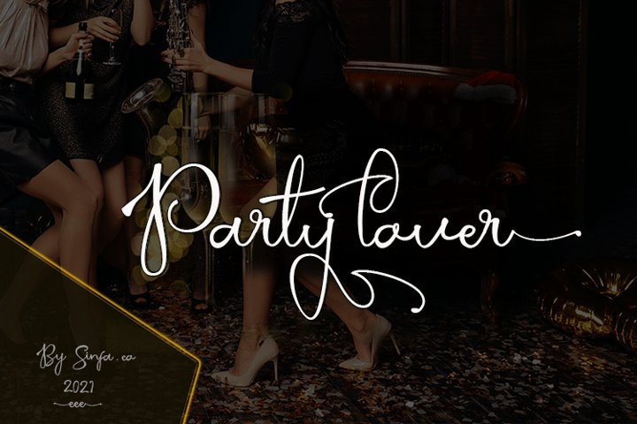 Party lover