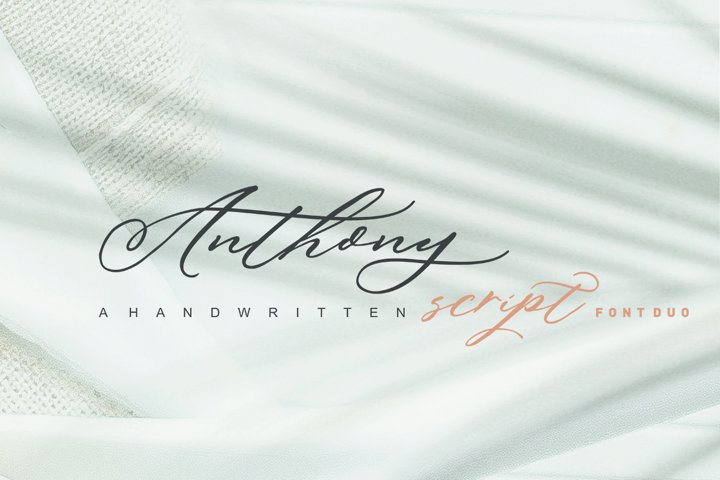 Anthony script