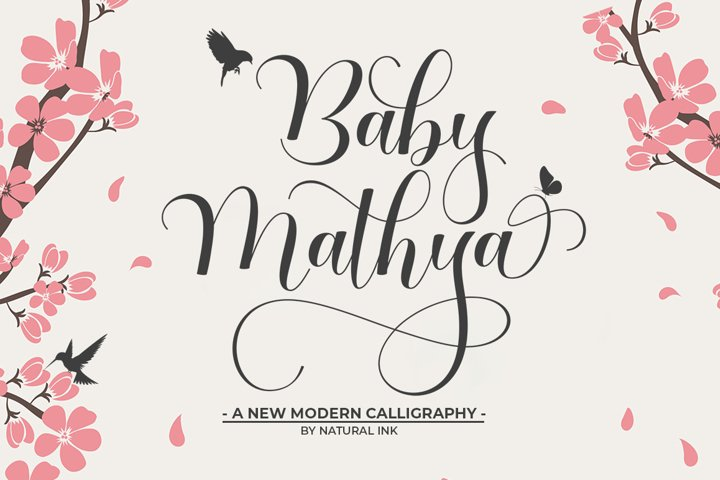 Baby Mathya