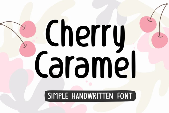 Cherry Caramel