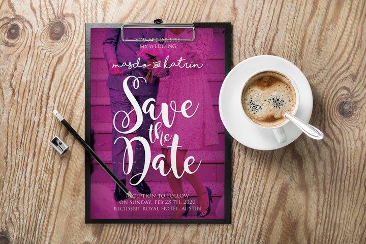 Wedding Invitation Suite - 02