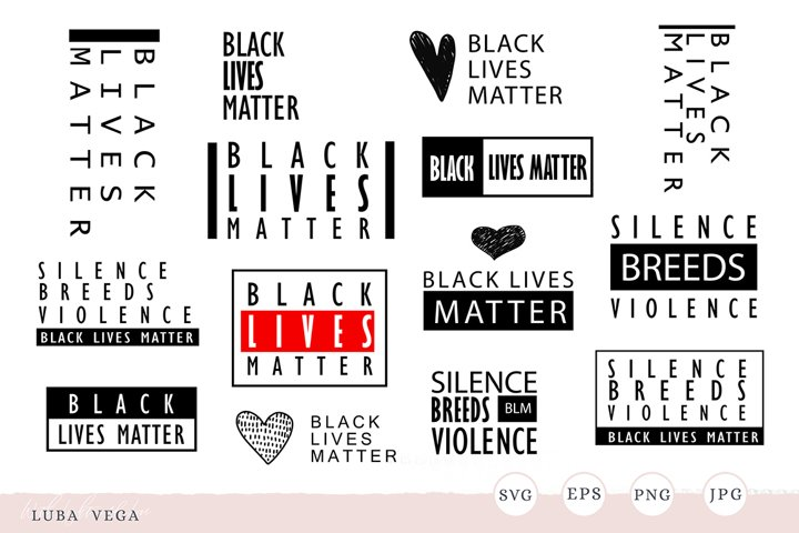 Black lives matter |Silence is violence