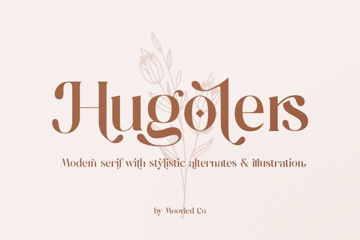 Hugolers Stylish & Floral