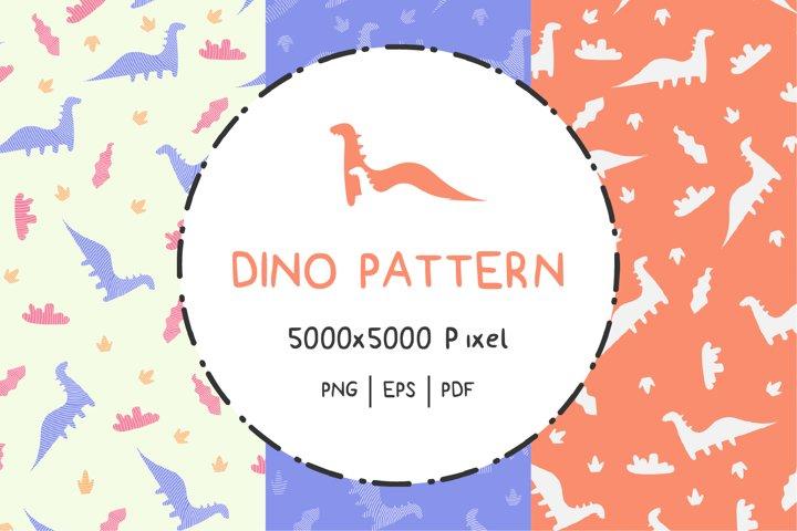 Dino Pattern, Pattern Classic, Background Dino