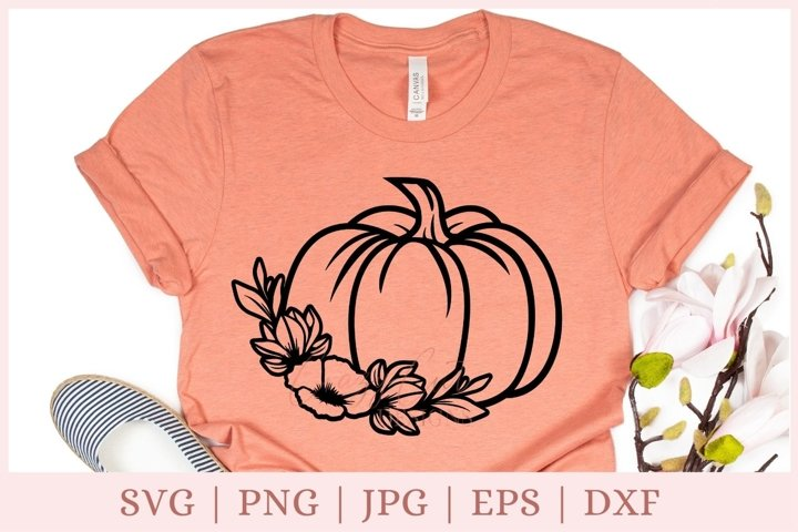 Pumpkin svg, halloween svg, fall svg, autumn svg