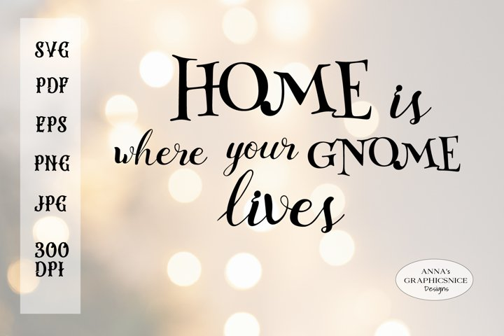 Home Sign SVG - Farmhouse Cut files SVG - Home Quote Clipart