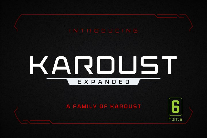 Kardust Expanded