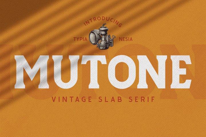 Mutone