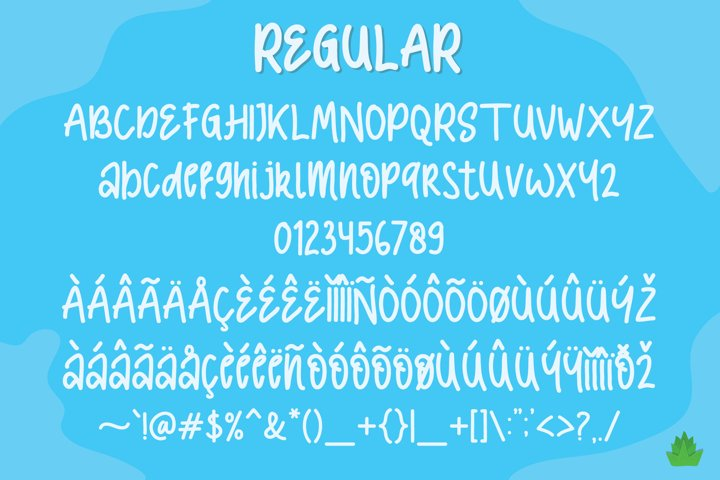 Comic Type - Free Font of The Week Design0