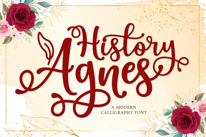 History Agnes