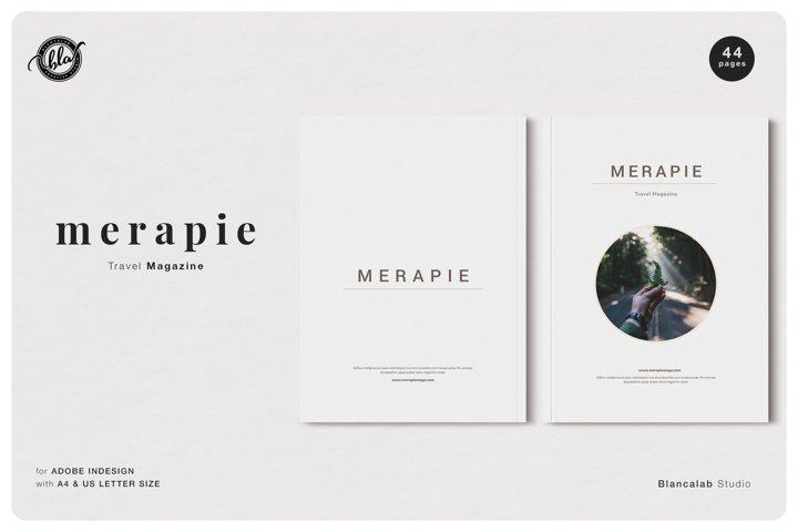 MERAPIE Travel Magazine