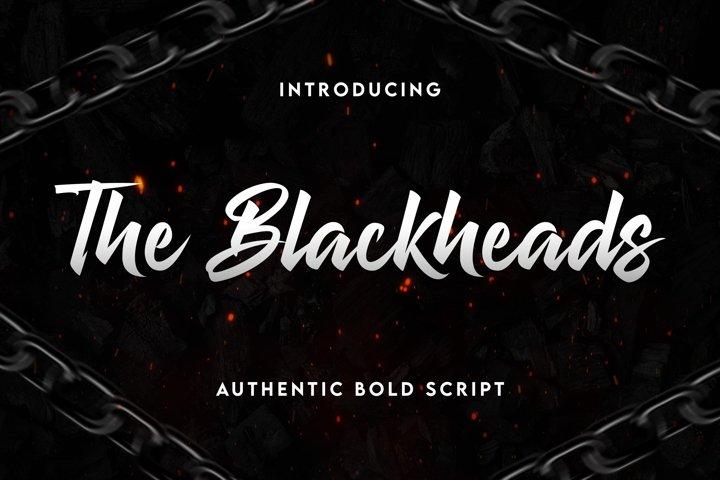 The Blackheads