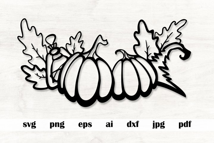 Pumpkins SVG, Halloween SVG, Fall svg, png eps vector, cut