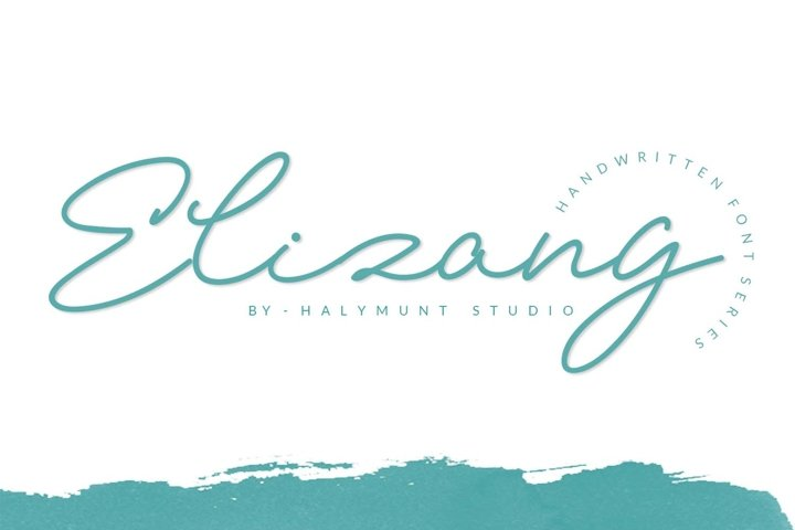 Elizany Handwritten