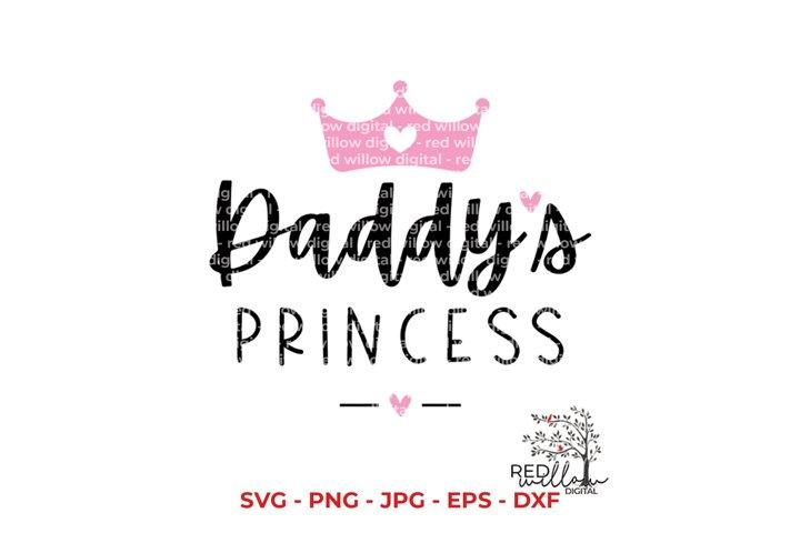 Daddys Princess SVG