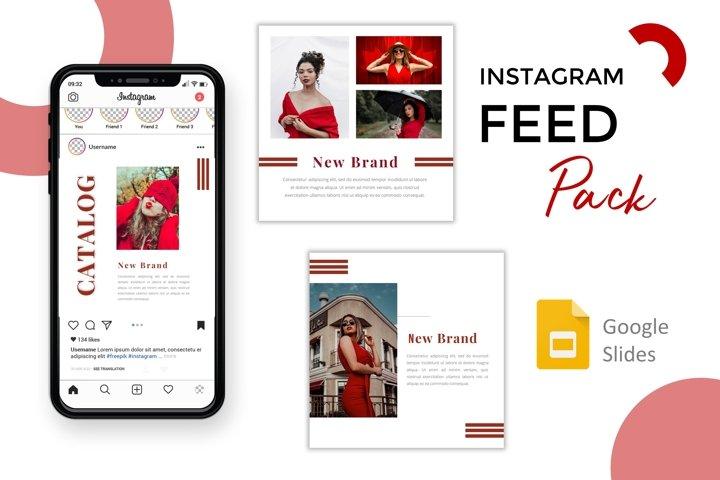 Instagram Feed - Wared