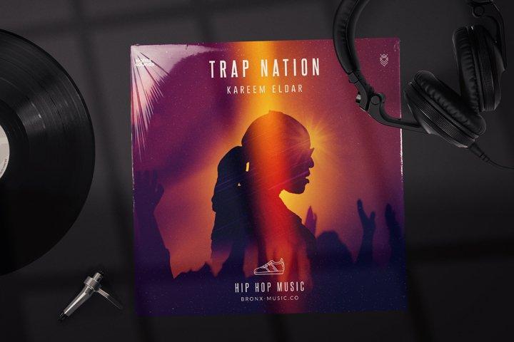 Trap Nation Album Cover
