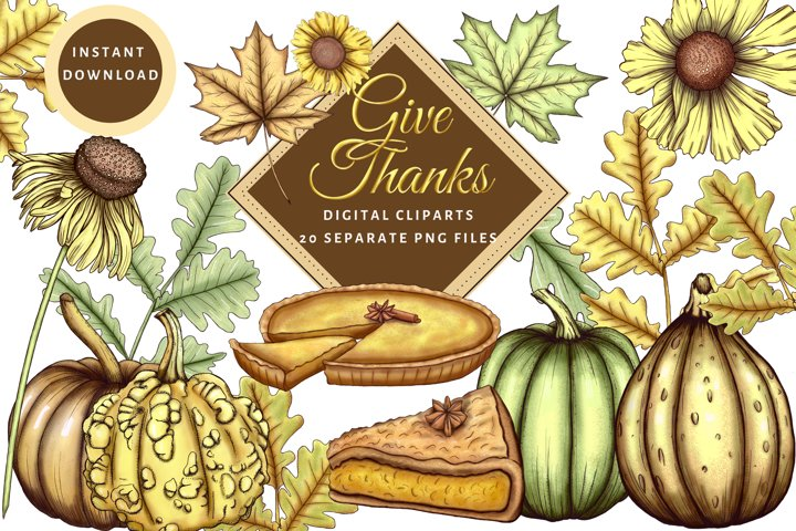 Happy thanksgiving clipart png, thanksgiving png