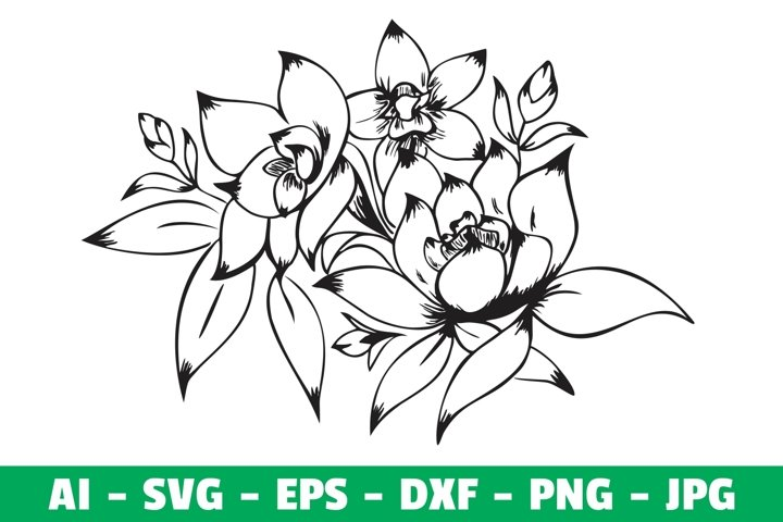 Flower Clipart Craft