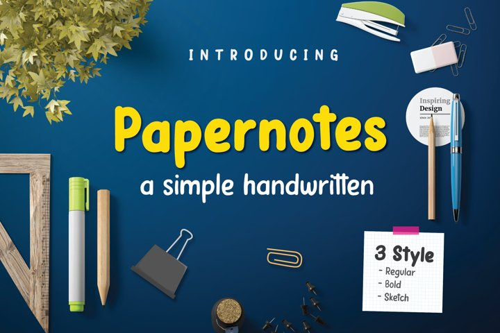 Papernotes
