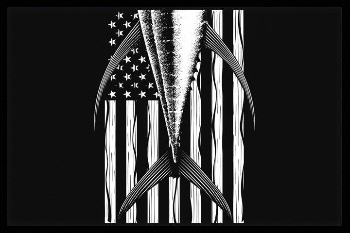 American fin