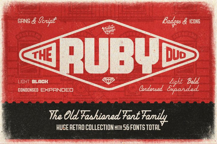 The Ruby Duo Family