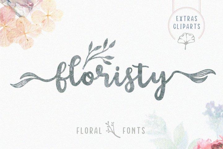 Floristy example