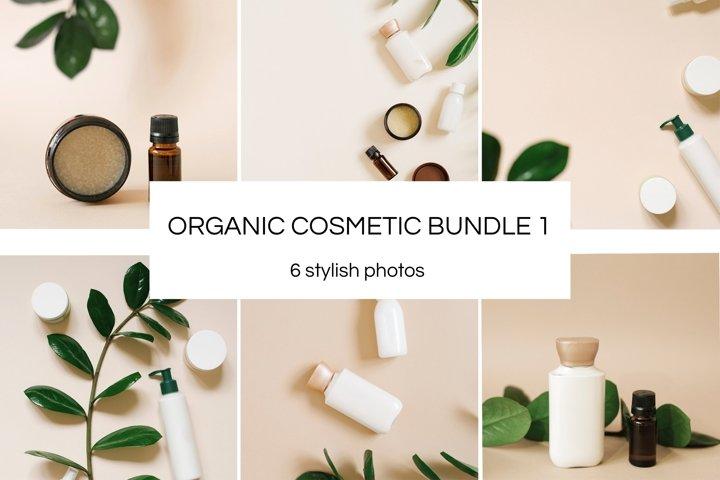 Organic cosmetic bundle
