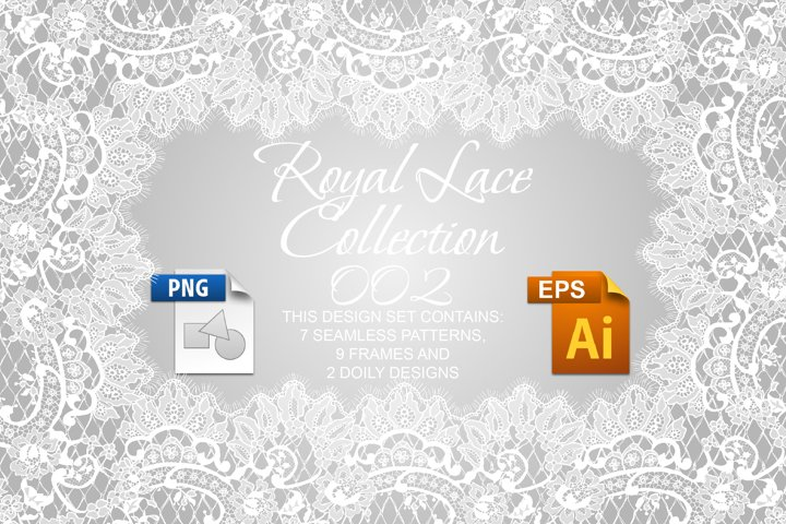 Royal Lace Collection Part 002