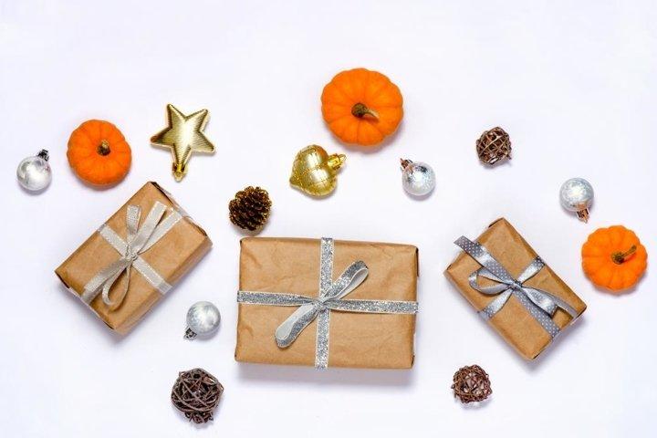 Zero Waste Gift Wrapping Holiday Season Eco-friendly lifesty