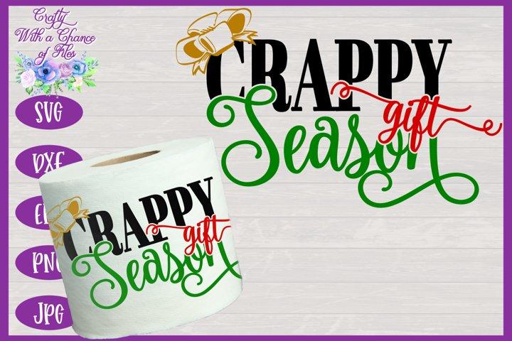 Christmas SVG   Toilet Paper SVG   Funny Gag Gift SVG