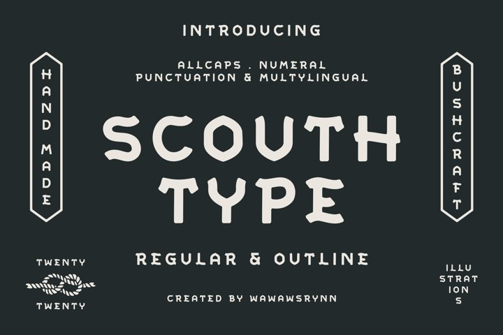 SCOUTH TYPE