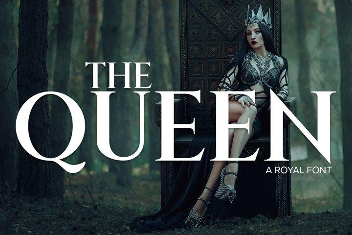 The Queen example