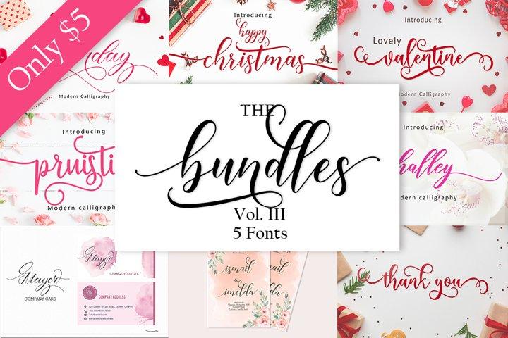 The Mini Bundles Vol. III Only $5