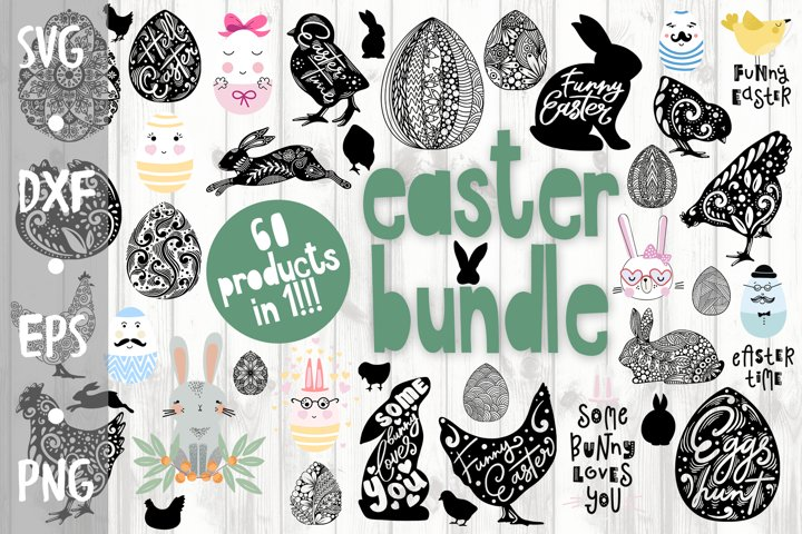 Big Easter Craft Bundle