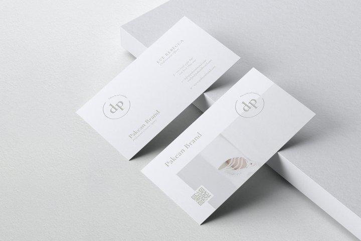 Minimalist Business Card Vol. 18