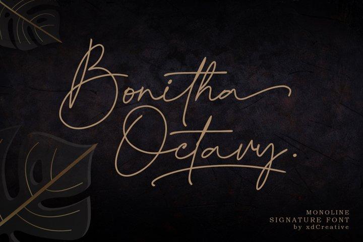 Bonitha Octavy